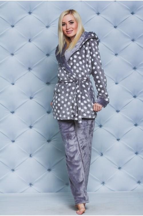 женская пижама, большая пижама