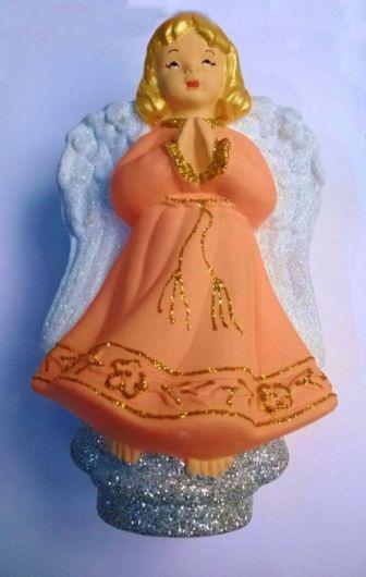 новогодние  игрушки, ангел на елку