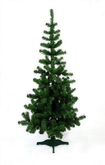 искусственная елка, зеленая елка