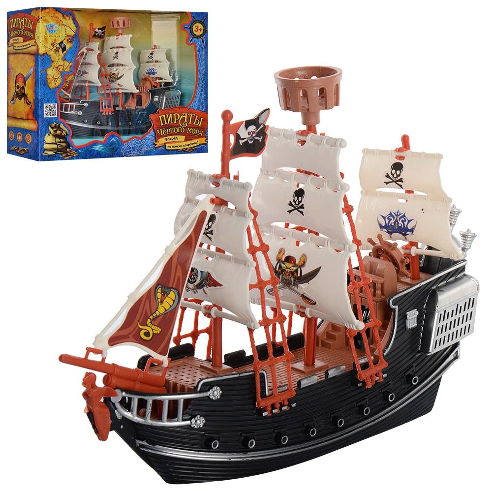 Отличная детская игра  «Пираты Черного моря»