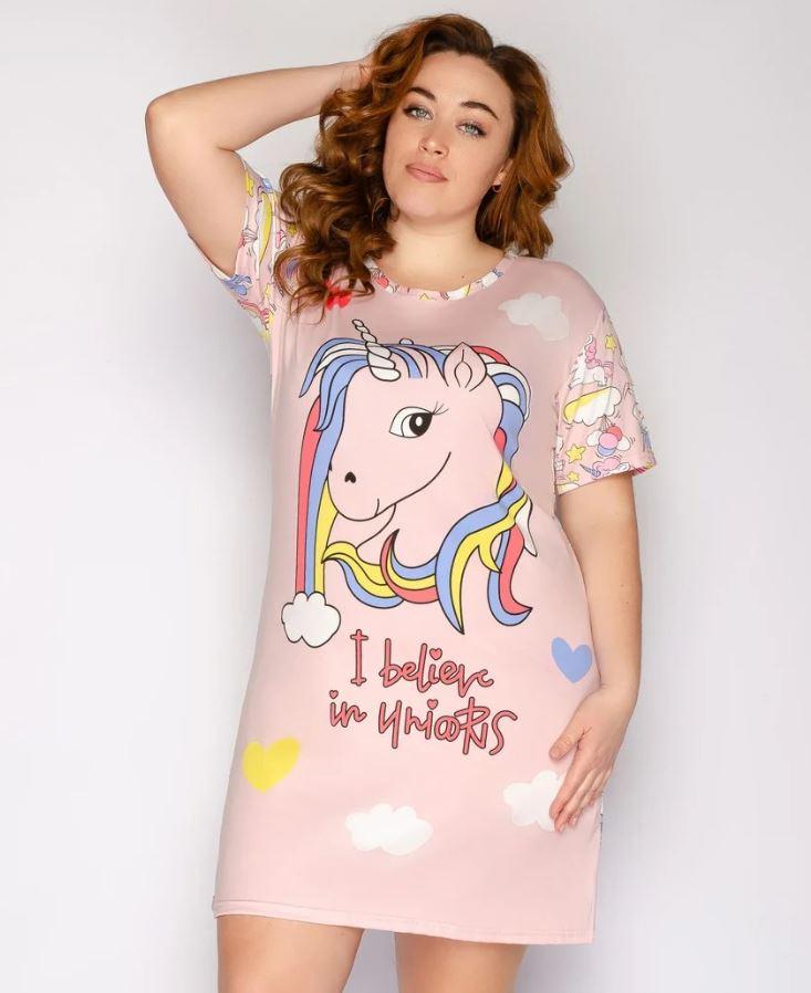 ночная рубашка женская