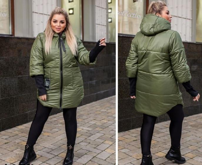 женская куртка, демисезонная куртка