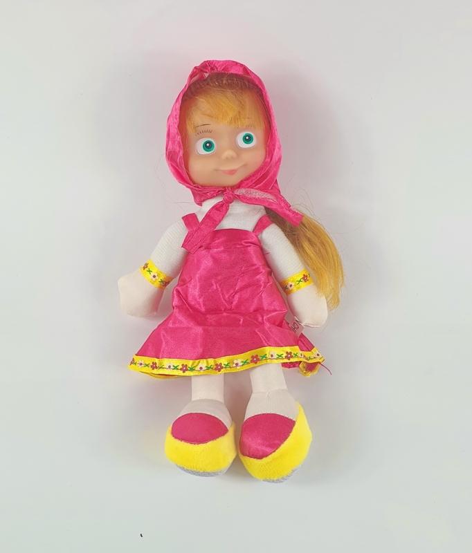 Кукла «Маша» с мультфильма «Маша и Медведь»