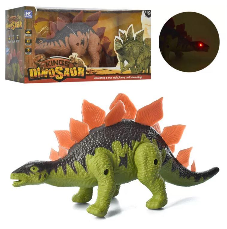«Динозавр» -  ходит, со световыми и звуковыми эффектами