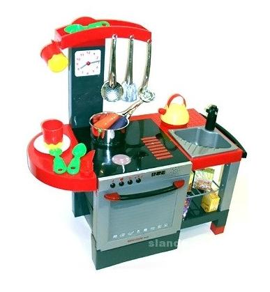 Игровой набор «Кухня» для маленьких хозяюшек