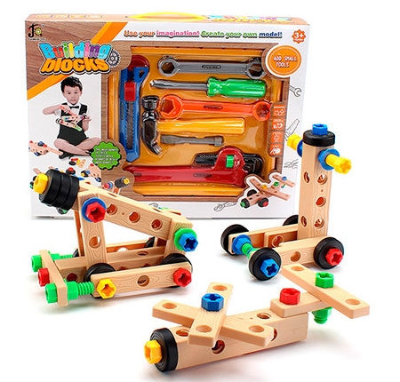 Супер - набор для маленьких мальчиков «Деревянные  ...
