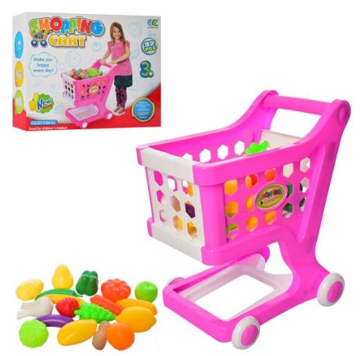 Увлекательный детский игровой набор «Магазин» с те ...