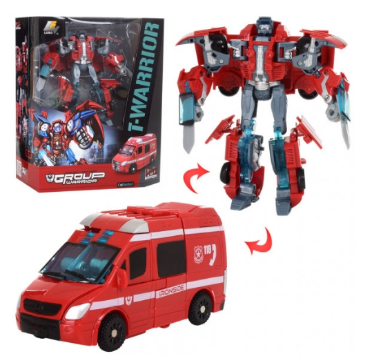 Удевительная детская игрушка Робот –Трансформер «T ...