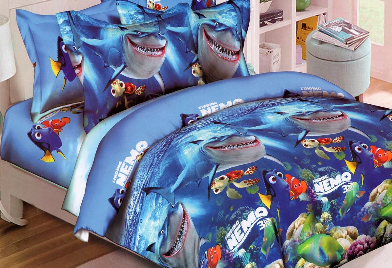 Полуторное детское постельное белье для мальчиков  ...