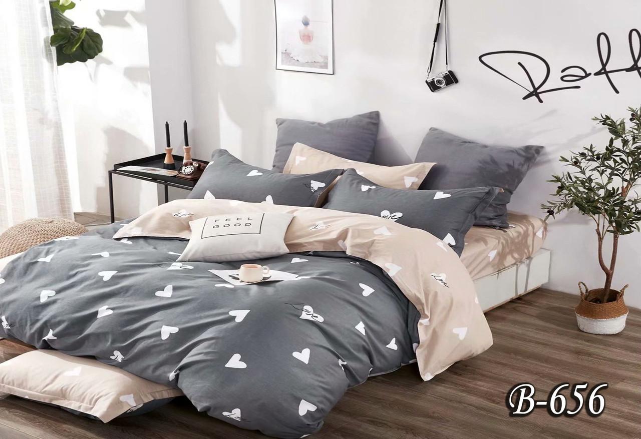 Двуспальное постельное белье с большой простынью с ...