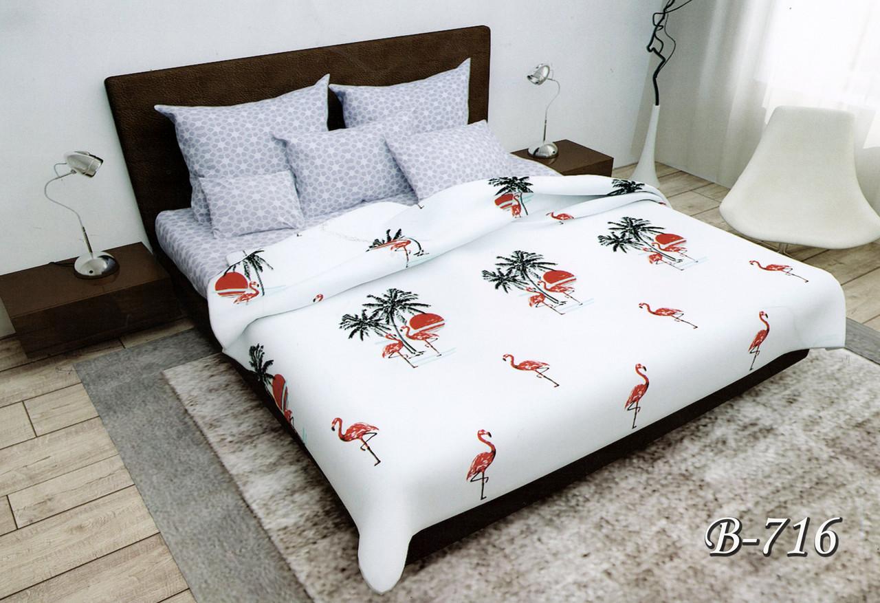 Двуспальный нестандартный комплект постельного бел ...
