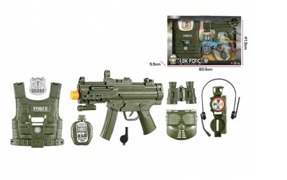 Безопасный набор «Военный набор оружия»