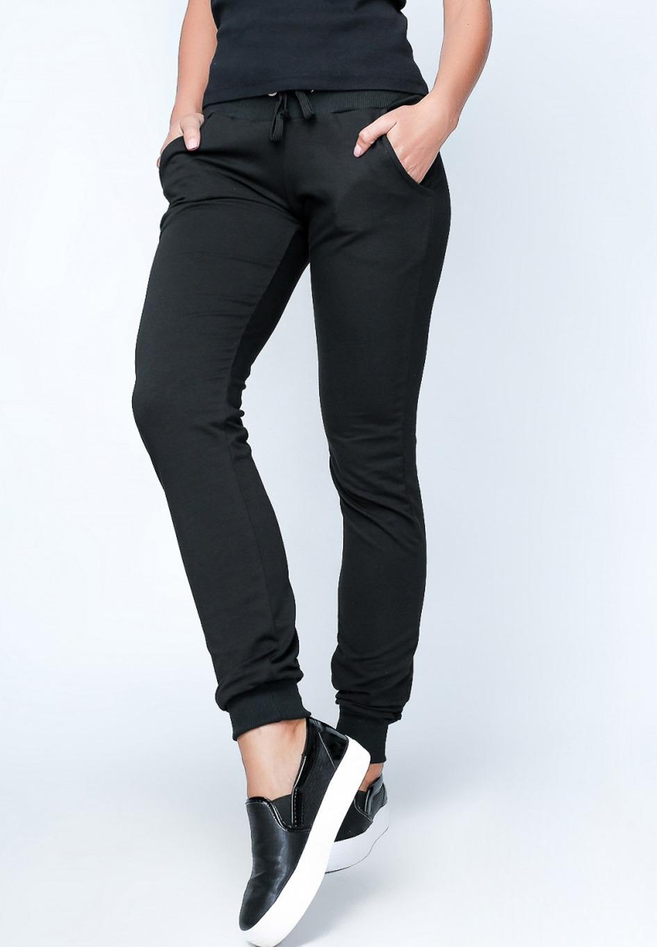 Классические женские спортивные штаны больших разм ...