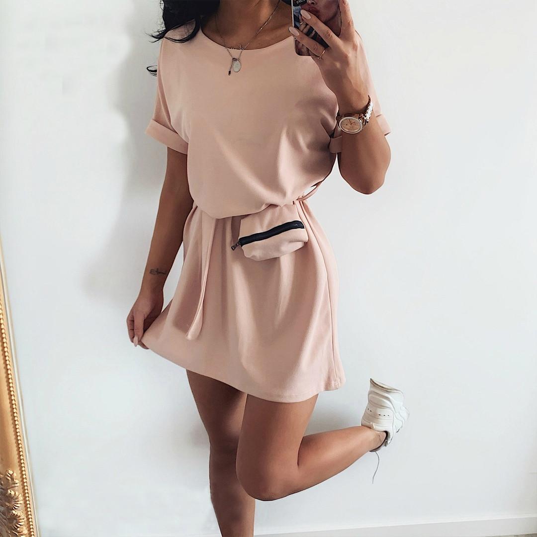 Оригинальное стильное женское нежное летнее платье ...