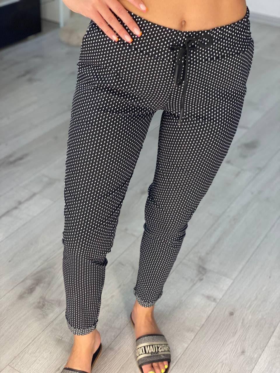 Отличные качественные летние женские брюки-дудочки ...