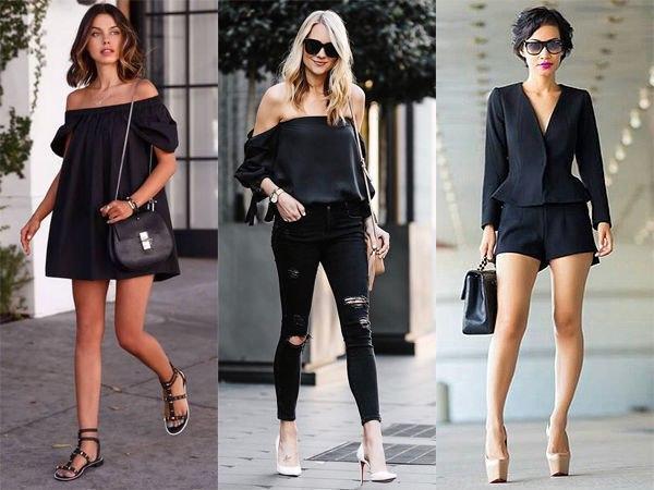 коктейльное платье, купить платья, красивые платья, платья фото, одежда, магазин одежда, платья 2018, черное платье