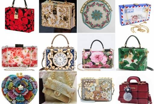 История маленькой сумки-клатча