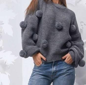 Мода на свитера!