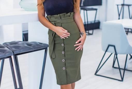 Стильные юбки в осеннем гардеробе